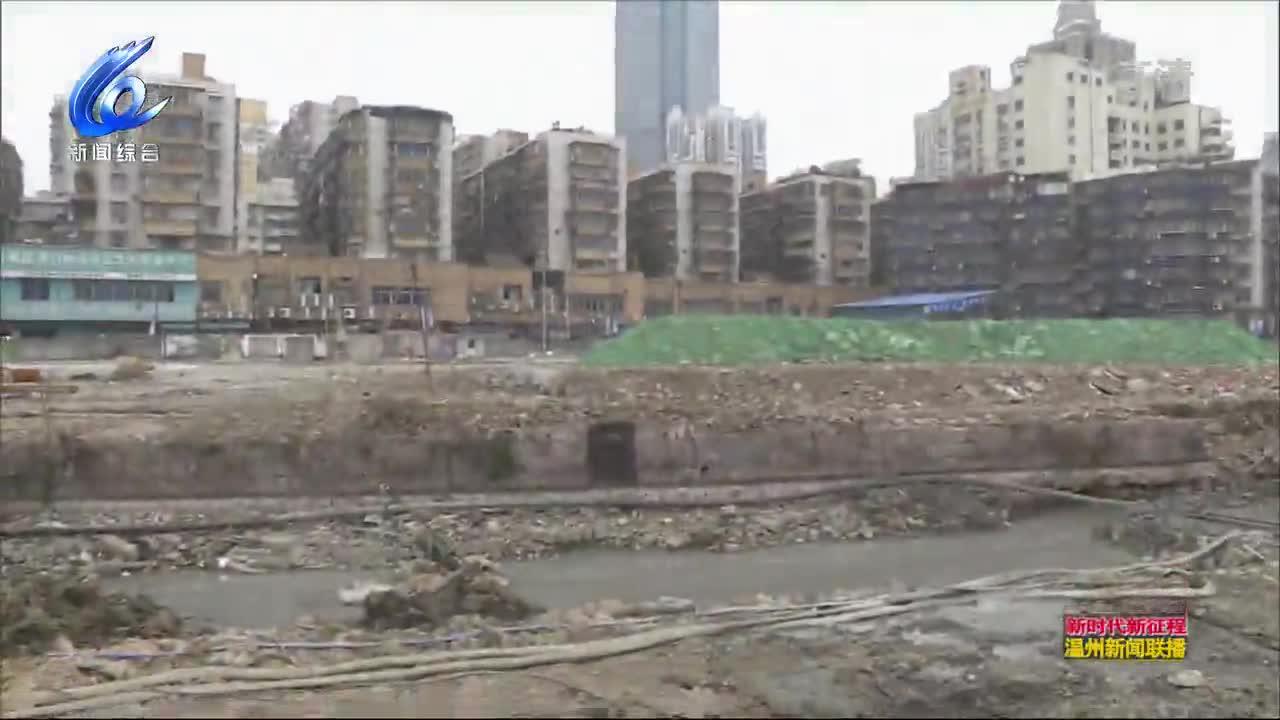 探访塘河沿线建设工地